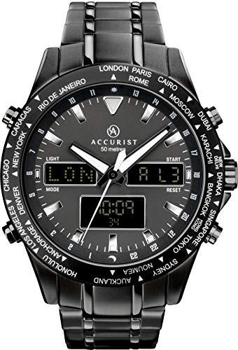 Accurist Armbanduhr 7102.01