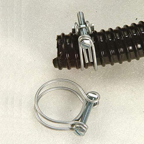 Ubbink® Schlauchklemmen 25 (1') - 29 mm im 2er Set