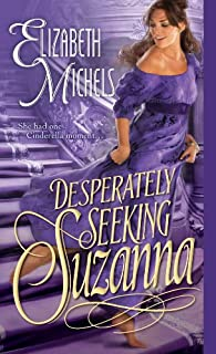 Desperately Seeking Suzanna (Tricks of the Ton Book 2)