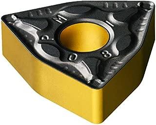 Pack of 10 Sandvik Coromant CCMT09T304-WF4315 CoroTurn 107 insert for turning