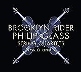Glass: Streichquartette Nr. 6 & 7 - Brooklyn Rider String Quartet