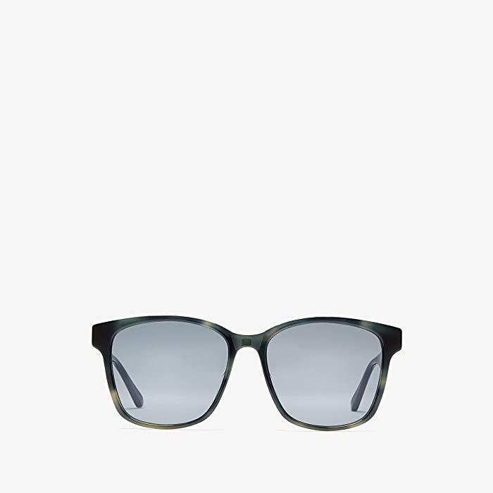 Gucci  GG0417SK (Grey Havana/Blue) Fashion Sunglasses