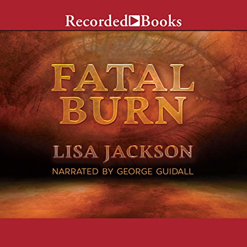 Fatal Burn audiobook cover art