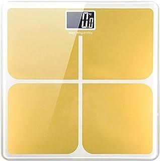 Báscula Grasa Corporal balanza digital Báscula digital de peso corporal Báscula de baño Balanza industrial con los Paso-On Technology, pantalla LCD básculas de baño digitales Para báscula inteligente