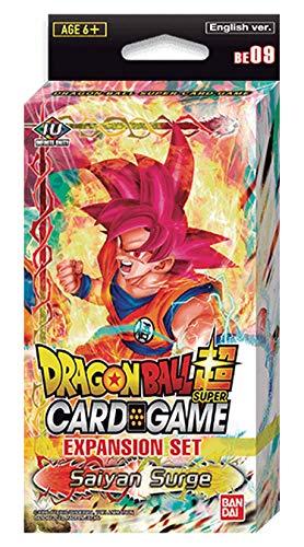 Dragon Ball Super CG Expansion Set - Saiyan Surge BE09