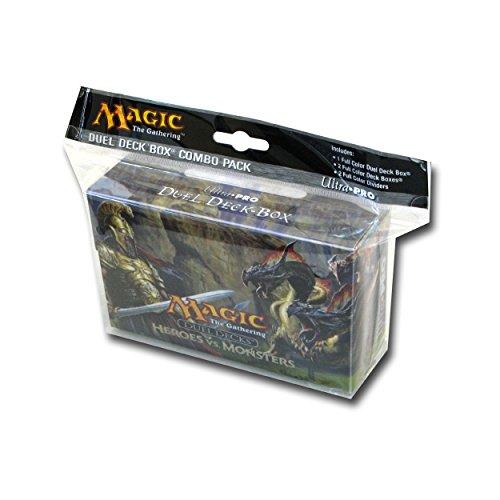 Caja 86111 - Deck Ultra Pro Heroes Vs Monsters