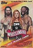2020 Topps WWE Road To Wrestlemania Wrestling Blaster Box