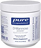 Pure Encapsulations - D-Mannose Powder - Hypoallergenic Supplement for Urinary Tract Support - 3.5 Ounces