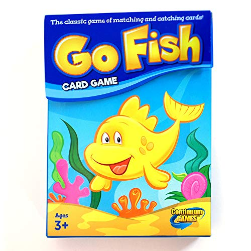 Go Fish - Classic Card Game
