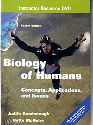 Instructor Resource DVD for Biology of Humans: Concepts, Applications, and Issues