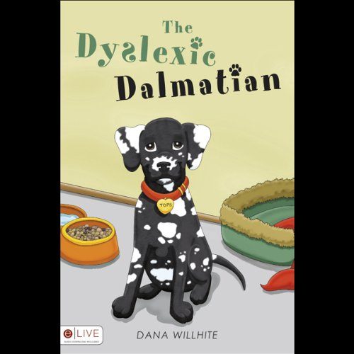 The Dyslexic Dalmatian audiobook cover art