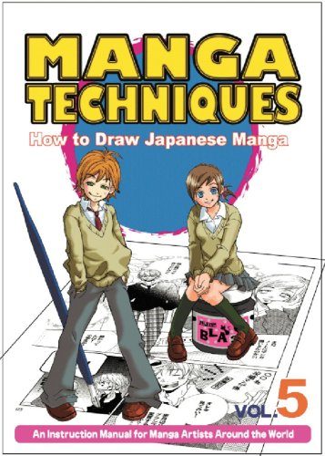 Manga Techniques: How to Draw Japanesemanga