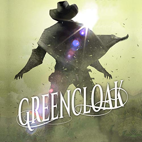 Greencloak Audiobook By Lyndsey Luther cover art