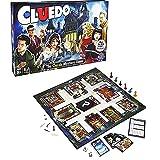 Hengqiyuan Gaming Cluedo The Classic Mystery Board Juego,Negro