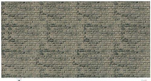 Vollmer 47368 Mauerplatte Haustein natur