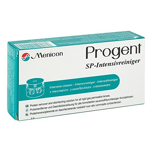 Menicon Progent SP Intensive Cleanser 5 Applications