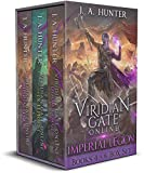 Viridian Gate Online: Books 4 - 6 (Imperial Legion, The Lich Priest, Doom Forge)