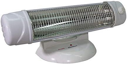 Global Calefactor halogeno para baño | Estufa halogena | Calefactor halogeno | Estufa baño (Potencia, 400-800W)