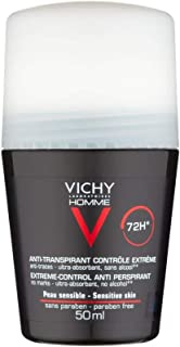 Vichy Anti-Perspirant Men's Deodorant for Sensitive Skin 50 ml