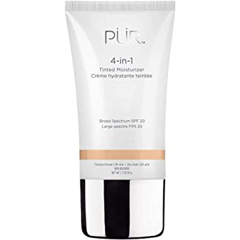 PÜR 4-in-1 Tinted Moisturizer, Broad Spectrum SPF 20