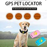 W-Pet Dog Tracking Device With Unlimited Range Real-Time Gps Dog Tracker Collar With