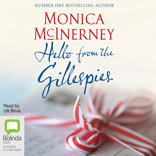 Hello from the Gillespies audiobook cover art