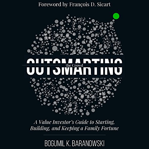 Outsmarting the Crowd audiobook cover art