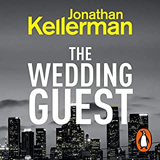 The Wedding Guest     Alex Delaware, Book 34              By:                                                                                                                                 Jonathan Kellerman                               Narrated by:                                                                                                                                 John Rubinstein                      Length: 12 hrs and 20 mins     23 ratings     Overall 4.1