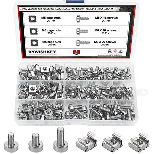 Best 20 millimeters hardware nuts review 2021 - Top Pick