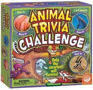 Best animal trivia game Reviews