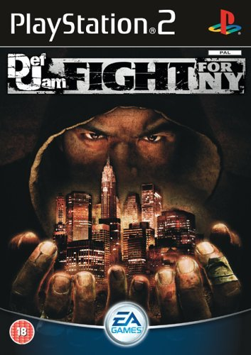 Def Jam Fight for NY (PS2) by Electronic Arts