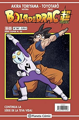 Bola de Drac Sèrie Vermella nº 267 (Manga Shonen)