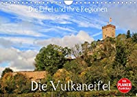 Die Eifel und ihre Regionen - Die Vulkaneifel (Wandkalender 2022 DIN A4 quer): Eine Reise in die wunderschoenen Regionen der Eifel (Geburtstagskalender, 14 Seiten )