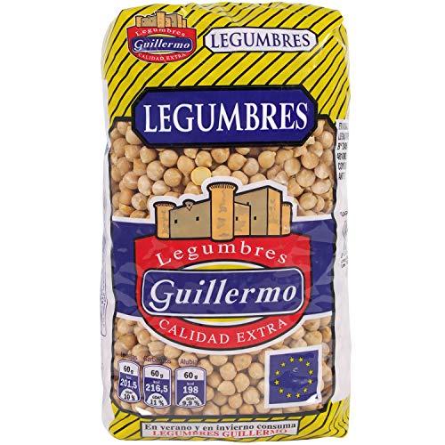 Guillermo Garbanzos Pedrosillano Legumbres Calidad Extra 100