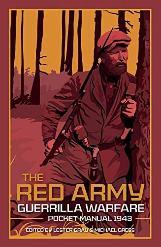 The Red Army Guerrilla Warfare Pocket Manual The Pocket Manual Series product image
