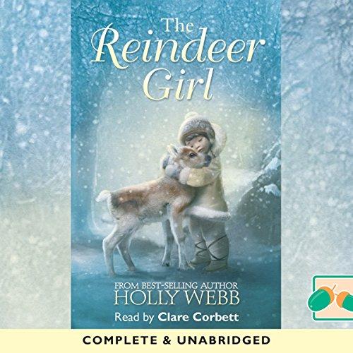 The Reindeer Girl cover art