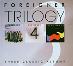 Trilogy - Foreigner/Foreigner 4/Agent Provocateur by Foreigner