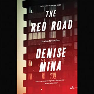 The Red Road audiobook cover art