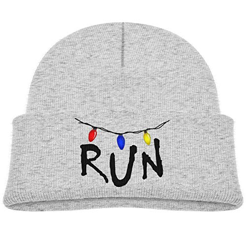 LXLING Kids Stranger Things Will Run Hat Knitted Beanie Wint