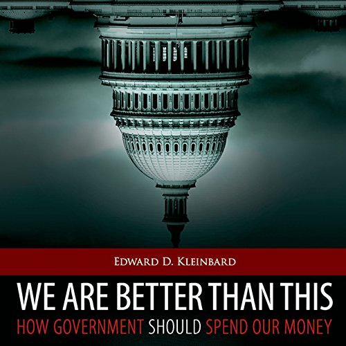 We Are Better Than This audiobook cover art