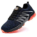 Axcone Homme Femme Air Running Baskets Chaussures Outdoor Running Gym Fitness Sport...