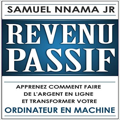 Page de couverture de Revenu Passif [Passive Income]
