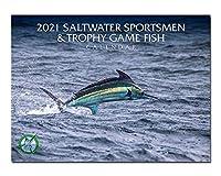 Silver Creek Press 2021 海水スポーツマン&トロフィーゲームフィッシュカレンダー