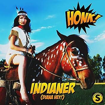 Indianer (Diana Hey)