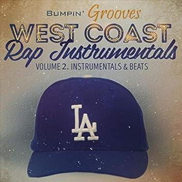West Coast Rap Instrumentals and Beats, Vol. 2