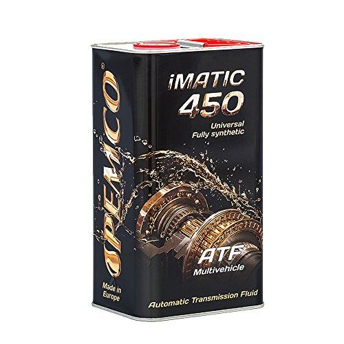 1 x 4 Liter Pemco iMatic 450 ATF / Getriebeöl Dexron 3, T-IV, SP-III, JWS