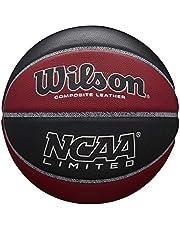 Wilson NCAA LIMITED BLMA, do użytku wewnątrz i na zewnątrz, skóra kompozytowa, oficjalny rozmiar, WTB06589XB07