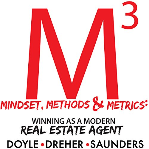 Mindset, Methods & Metrics audiobook cover art