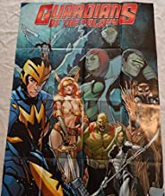 GUARDIANS OF THE GALAXY Promo Poster, 24 x 36, 2013, MARVEL, Unused more in our store 279