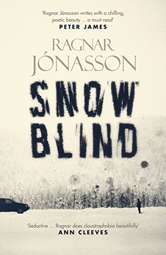 Snowblind (Dark Iceland) (English Edition)